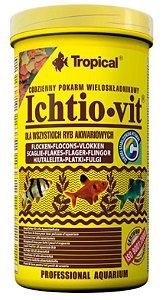 Ração Tropical Ichtio-vit - Para Peixes Ornamentais - Pote 20g