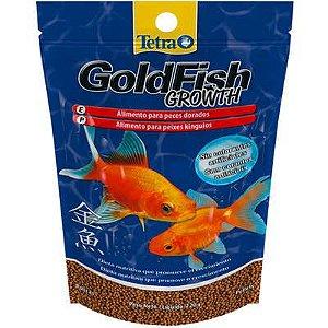 Ração Tetra Goldfish Growth Pellets Para Peixes de Aquários - 220G