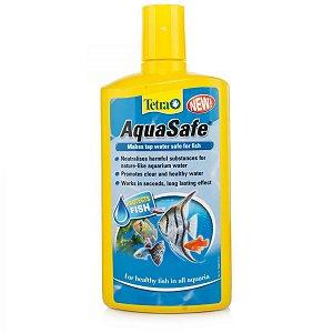 Condicionador de Água Tetra Aquasafe para Aquários - 50ml
