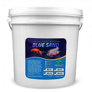 Areia MBreda Azul Blue Sand  -  Balde de 25Kg