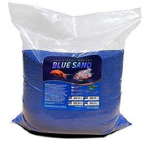 Areia Mbreda Azul Blue Sand - Saco com 20Kg