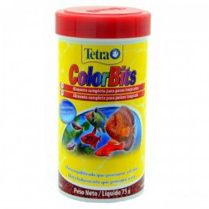Ração Tetra Colorbits Granules 100ml - 30g