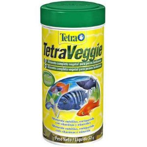 Ração Tetra Veggie Flakes 250ml – 52g