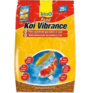 Ração Tetra Pond Koi Vibrance - 3,8Kg