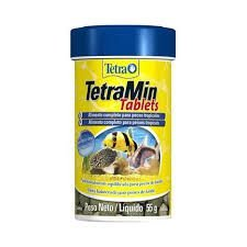 Ração Tetra Min Tablets - 100ml – 55g