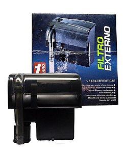 Filtro Oceantech HF-100 (160L/h) - Para Aquários de até 40 Litros