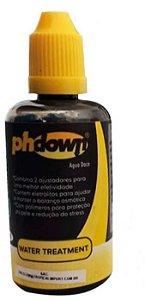 pH Down Ocean Tech para Aquários - Abaixa e Tampona o pH - 20ml