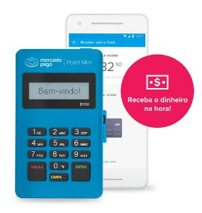 Maquina De Cartão - Mercado Pago