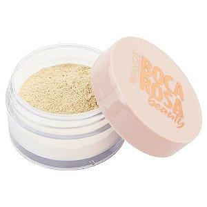Boca Rosa Pó Facial Mármore Beauty Payot Cor 1