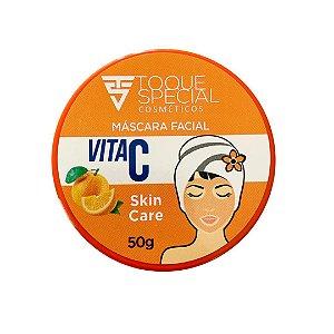 Mascara Facial Vitamina C Toque Special