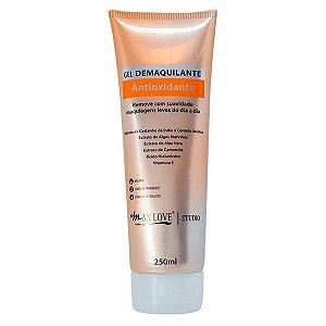 Gel Demaquilante Antioxidante Max Love