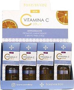 Caixa Sérum Vitamina C Antioxidante C/16 - Forever You FY110