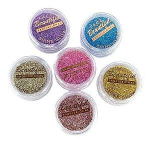 Glitter Face Beautiful Kit C/6 und