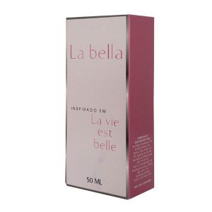Perfume La Bella 50ML - La Viest Belle
