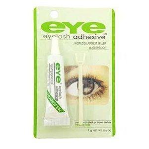 Cola P/ Cilios Trasparente eye - CLA-TRA-UND