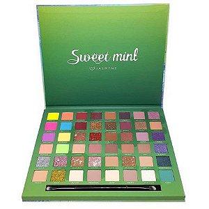 Paleta de Sombras Sweet Mint - Jasmyne