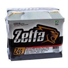 BATERIA ZETTA Z45D 12M CCA300 40FD