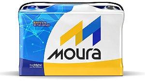 BATERIA AUTOMOTIVA MOURA M75LD 18M CCA550 C/A