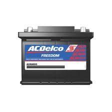 BATERIA ACDELCO ADR60HD 18M CCA425 C/A M60AD/M60AX