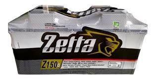BATERIA ZETTA Z150D 12M CCA 150BD