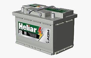 BATERIA HELIAR S/STOP AG70PD AGM 24M CCA760 MA70LD