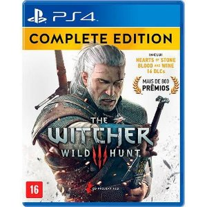 The Witcher 3 Wild Hunt Complete Edition - PS4