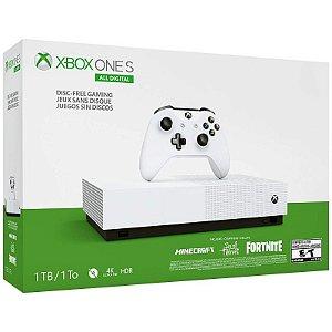 Console Xbox One S 1TB All Digital Edition