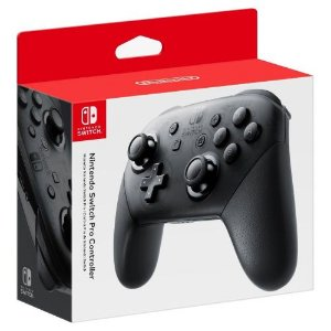 Controle Nintendo Switch Pro Controller
