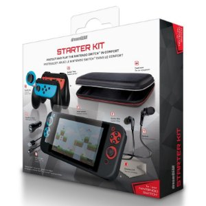 dreamGEAR Starter Kit - Switch