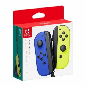 Nintendo Switch - Joy-Con (L/R) Neon Blue/Neon Yellow
