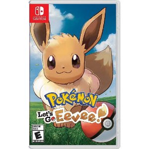 Pokémon Let's Go, Eevee! - Switch