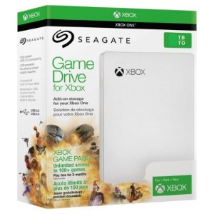 HD Externo 2TB Seagate Game Drive para Xbox One
