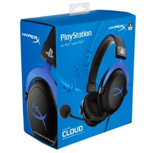Headset HyperX Cloud - PS4