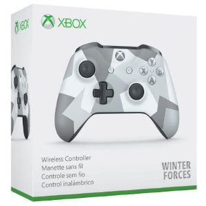 Controle Wireless Winter Forces - Xbox One