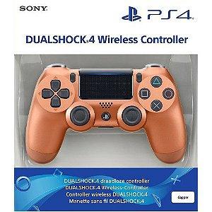 Controle Dualshock 4 Copper (Novo Modelo) - PS4