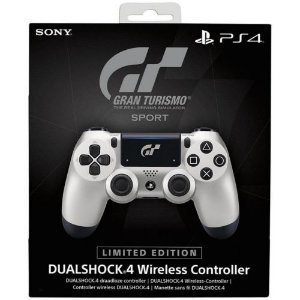 Controle Dualshock 4 Gran Turismo Sport Limited Edition - PS4