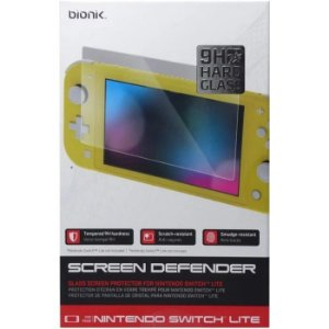 Película Bionik Screen Defender para Nintendo Switch Lite