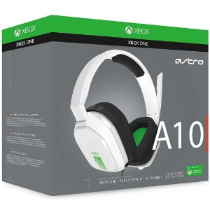 Headset Astro A10 BRANCO - Xbox One