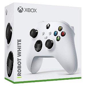 Controle Wireless Robot White - Xbox Series X e S
