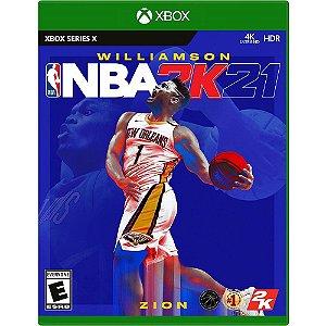 NBA 2K21 - Xbox Series X|S