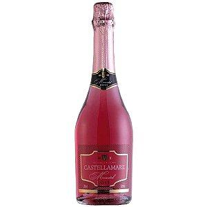 Espumante Moscatel Rosé 750ml Castellamare