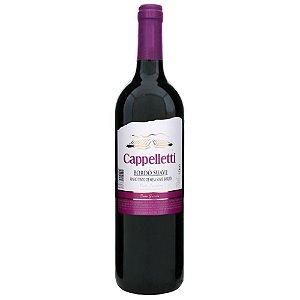 Vinho Bordô Suave Cappelletti