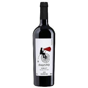Vinho Merlot Fausto de Pizzato