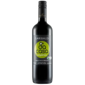 Vinho Orgânico Da Casa Garibaldi