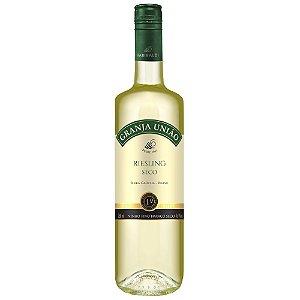 Vinho Riesling Granja União 750ml Garibaldi