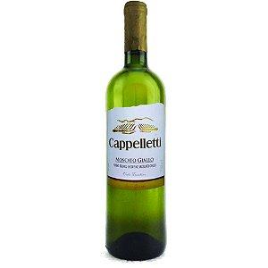 Vinho Moscato Giallo Cappelletti