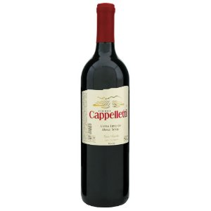 Vinho Tinto Seco Cappelletti