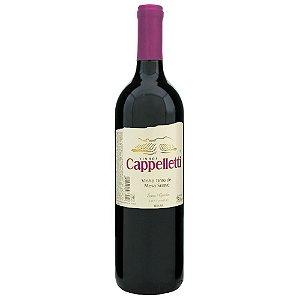 Vinho Tinto Suave Cappelletti