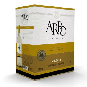 Vinho Moscato Arbo Bag-in-box 3L Casa Perini