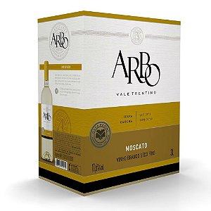 Vinho Moscato Arbo Bag-in-box 3L Casa Perini